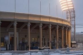 Болельщик «Зенита» упал в реку у стадиона «Петровский»