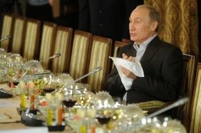 Владелец Елисеевского магазина накормит Путина морскими гребешками и ростками пшеницы