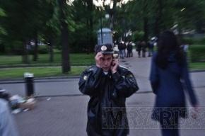 В Петербурге полицейских все чаще кусают задержанные