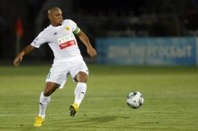 Роберто Карлос устроит прощальный матч между «Анжи» и «Реалом»