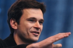Оппозиционер Яшин подрался с жителем Астрахани и был задержан полицией (видео)