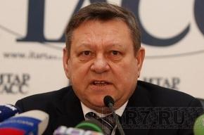 Губернатор Ленобласти Валерий Сердюков уйдет в отставку до 6 мая