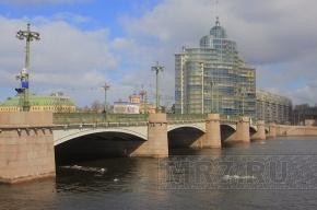 Сампсониевский мост четыре месяца будет открыт только для пешеходов
