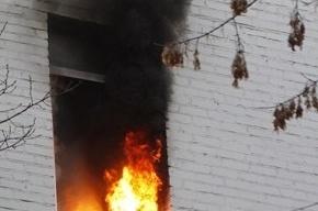 Восемь домов сгорели в дагестанском селении