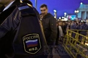 Полиция в Петербурге митинговала «за честные выборы» понарошку, в рамках учений