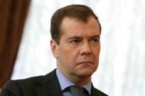 Медведев принял отставку губернатора Смоленской области