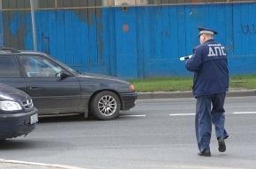 На проспекте Косыгина фура протаранила легковушку