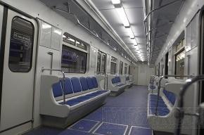 В Петербурге арестовали 10 вагонов метро. Без пассажиров