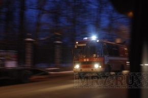 Маленькие брат с сестрой погибли во время пожара в Петербурге
