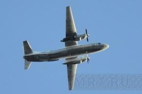 Самолет улетел из Петербурга в Москву с птицей в двигателе