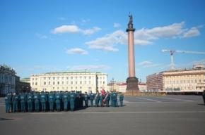 На репетицию парада в Петербурге сегодня выедут «Грады» и «Ураганы»