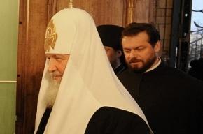 Патриарх Кирилл приехал в Кронштадт, туда же едет и Медведев