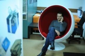 Петербуржец Андрей Шарков заработал первый миллион в 22 года