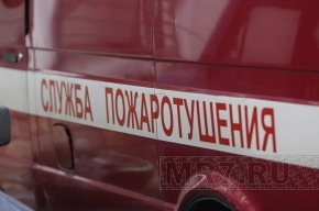 В Москве загорелся ночной клуб на Земляном валу