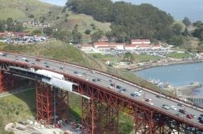 Сан-Франциско: мост, тюрьма, трамвай, русское поселение и два Джека