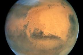 Американские ученые нашли бактерии на Марсе
