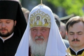 Патриарх Кирилл устроил взбучку телевидению за