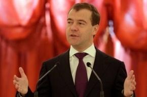 Дмитрия Медведева заманивают в «Правое дело»