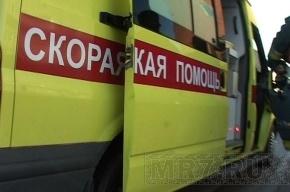 В Красносельском районе по непонятным причинам скончался младенец