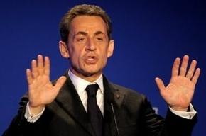 Выборы президента начались во Франции