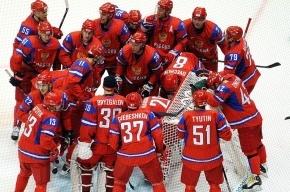 Сборная России сыграет с чемпионами мира в Петербурге