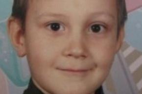 Полицейские нашли мальчика, которого похитили из детского сада