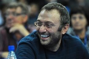 Житель Петербурга угрожал смертью владельцу «Анжи» Сулейману Керимову