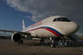 Пьяный пассажир устроил драку из-за 10 тысяч долларов в самолете Калининград – Петербург (видео)