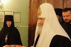 Патриарх Кирилл будет молиться за Путина в день инаугурации