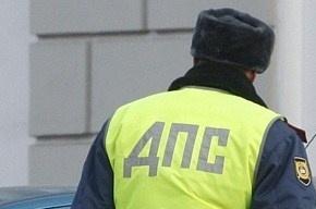 В ДТП в Петербурге пострадали четыре пассажира троллейбуса