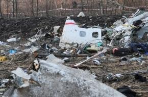 Россия готова передать Польше обломки самолета Леха Качиньского
