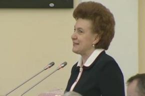 Глава Комитета по образованию Петербурга уйдет в отставку до конца недели
