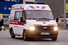 В Петербурге футбольные ворота упали на подростка, раскроив ему череп