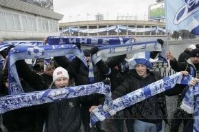 Фанаты «Зенита» «осчастливят» петербуржцев шествием по центру города