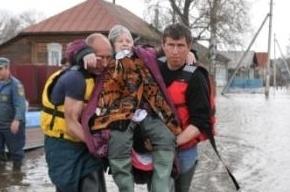 Из затопленного поселка Кадом эвакуировали 300 человек