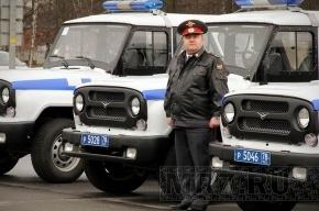 В Петербурге в городском парке сожгли мужчину