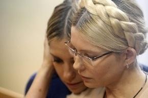 Германия пытается уговорить Украину отпустить Тимошенко на лечение в Берлин