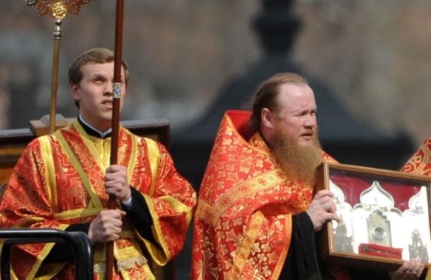 В России молились о защите веры и церкви