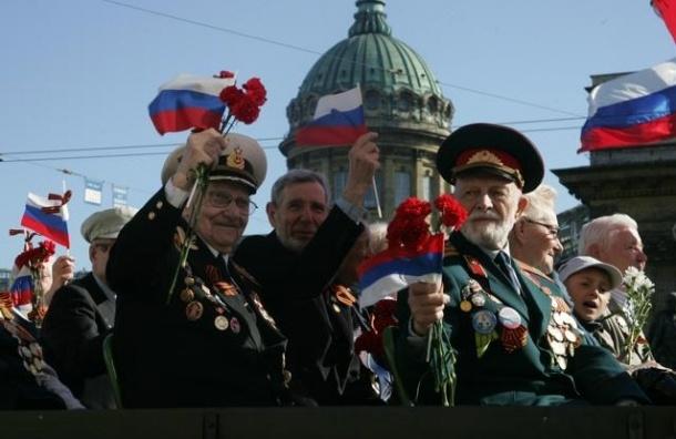 День Победы в Петербурге. Расписание праздничных мероприятий