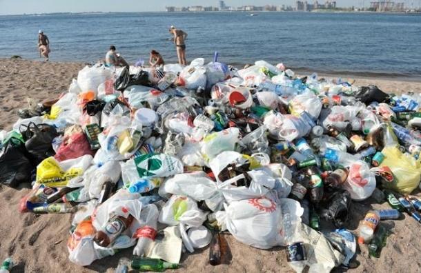 Петербургские пляжи к лету не готовятся