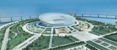 Фоторепортаж: «Стадион на Крестовском - новый проект»