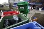 Акция Гринпис по раздельному сбору мусора: Фоторепортаж