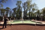Фоторепортаж: «Летний сад после реконструкции»