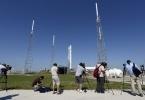 Ракета-носитель Falcon 9 с космическим кораблем Dragon: Фоторепортаж