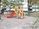 Фоторепортаж: «Детская площадка на улице Стойкости»