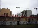 Дом на Черняховского построили без разрешения, прикрываясь интересами дольщиков: Фоторепортаж