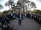 Фоторепортаж: «Григорий Явлинский на Исаакиевской площади»