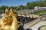 Фоторепортаж: «Открытие летнего сезона в Петергофе»