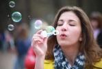 Фестиваль мыльных пузырей: Фоторепортаж