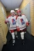 Фоторепортаж: «Путин играет в хоккей»